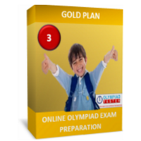 Class 3, IMO Preparation, Gold Plan (Sample papers, Mock tests, downloadable worksheets)