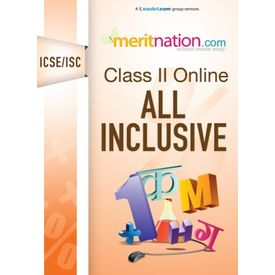 Class 2, ICSE / ISC Online course- All inclusive (ISC- 2- MTAD)