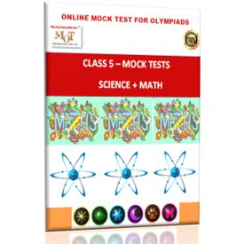 Class 5, Online Mock tests, Maths+ Science