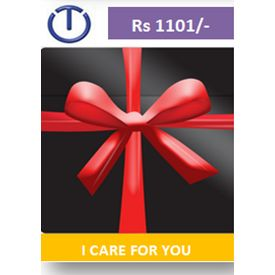 Gift Card- Rs 1001