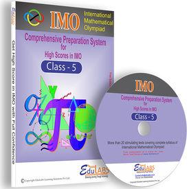 Class 5- IMO Olympiad preparation- (CD by iachieve)