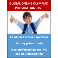 Global LIVE Online Olympiad preparation test| Maths & Science| Class 2 to Class 6, class 6