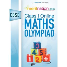 Online Practice and Training test pack for IMO / Math Olympiad- Class 1