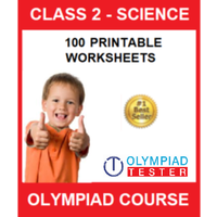 Class 2 Science- 100 Special Worksheets