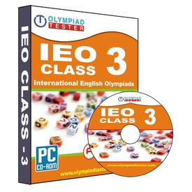 Class 3- IEO preparation- Powerful test series (CD)