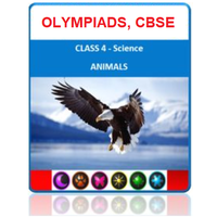 Class 4, Animals, Science Olympiad online test