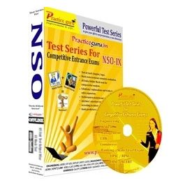 Class 9- NSO Olympiad preparation- (1 CD Pack)