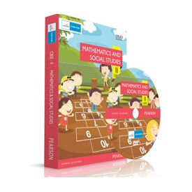 CBSE Class 2 Maths and Social Studies(DVD)