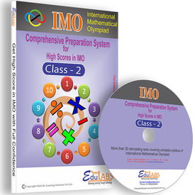 Class 2- IMO Olympiad preparation- CD (iachieve)