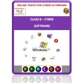 Class 8- Software- Online Cyber Olympiad test
