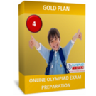 Class 4, NSO Exam Preparation Guide, Gold Plan