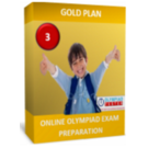 Class 3, IMO Exam Preparation Guide, Gold Plan