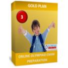 Class 3, IMO Exam Preparation Guide, Gold Plan