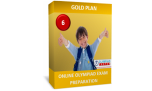 Class 6, NSO Exam Preparation Guide, Gold Plan