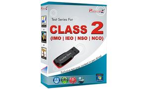 Class 2- Combo Pack (IMO / NSO / IEO / NCO) Pen Drive
