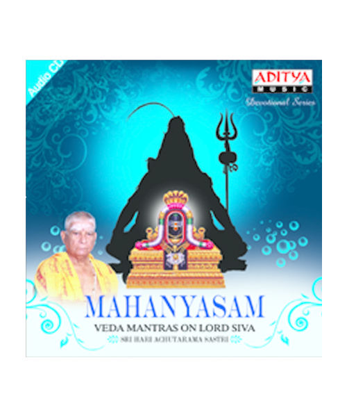 Mahanyasam (Veda Mantras on lord shiva) ~ ACD