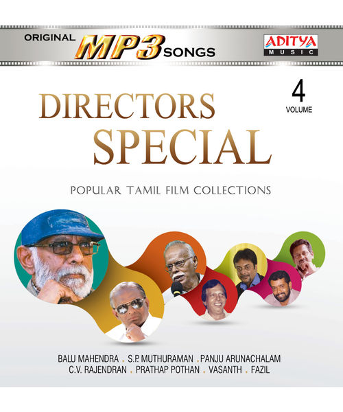 Directors Special Vol- 4 (Tamil) ~ MP3