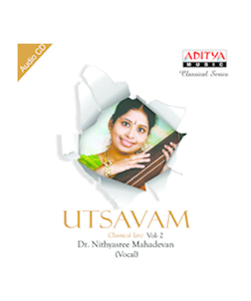 Utsavam Classical Live Vol- 2~ ACD