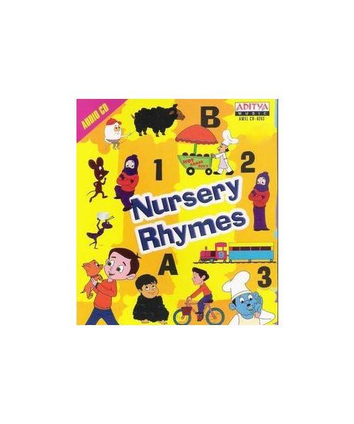 Nursery Rhymes (Audio- CD)
