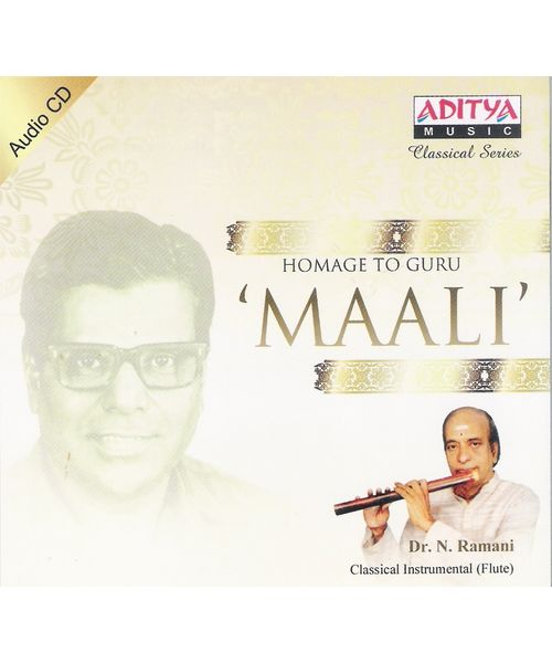 Maali (Clasical Instrumental Flute) ~ ACD