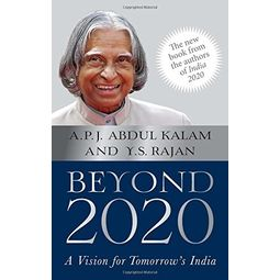 Beyond 2020: A Vision for Tomorrow's India, Hardcover