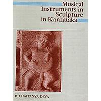 Musical Instruments in Sculpture in Karnataka