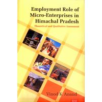 Employment role of Micro- Enterprises in himachal pradesh: theoretical and Qualitative Assessment