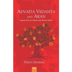 Advaita Vedanta and Akan