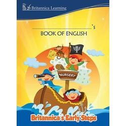 Britannica s Early Steps- Book of English- Nursery- Paperback