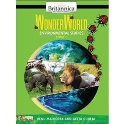 WonderWorld Environmental Studies Book 1 (Paperback)