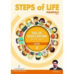 Steps of Life- Powe Play Series Book 3