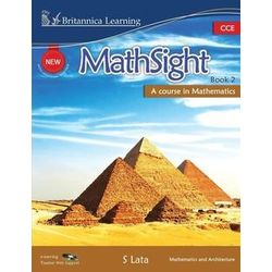 New MathSight With Practice Book 2 (With CD)