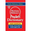 Merriam- Webster's Pocket Dictionary