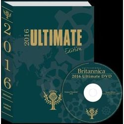 Encyclopaedia Britannica 2016 Ultimate Reference Suite DVD ROM (DVD- ROM)