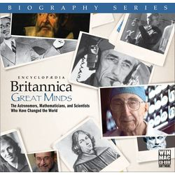 Britannica Biographies: Great Minds
