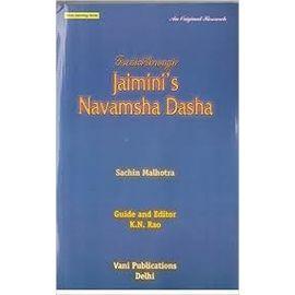 Jaimini's Navamsha Dasha By Sachin Malhotra