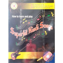 How To Learn And Play: Superhit Hindi Songs Part- 1 By Suneet Sekhri