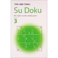 The Times Sudoku Book 3(Nr)