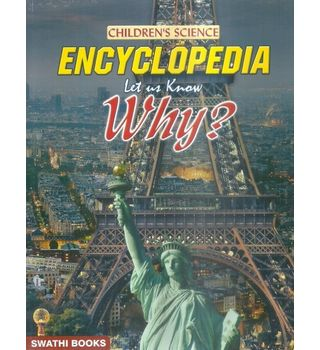 Children's Science Encyclopedia Let us know Why?