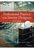 Professional Practice for Interior Designers, 5th Edition