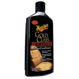 Meguiars Gold Class - Rich Leather Cleaner Conditioner