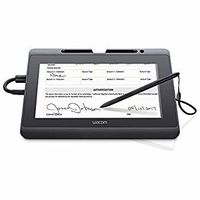 Wacom DTH-1152 10.1-inch Interactive Pen and Touch Display (Black)