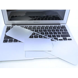 PALMGUARD PALMREST & TRACKPAD PROTECTOR FOR APPLE MACBOOK AIR 13.3  SILVER