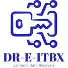 Encrypted hard drive data recovery up to 1 TBX