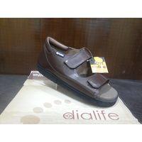 Diabetic footwear - Mens - Warrior - Brown, 9