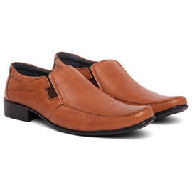 WildHorn 100% Genuine Leather Formal Shoes For Men- Real Leather, 8 indian/uk