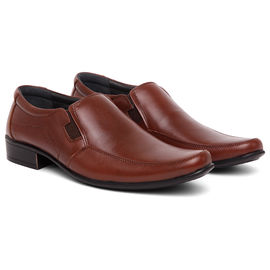 WildHorn 100% Genuine Leather Formal Shoes For Men- Real Leather, 10 indian /uk