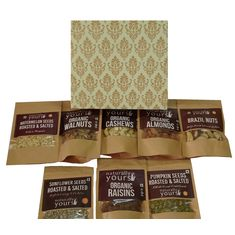 Dry Fruits & Seeds Combo Gift Hamper