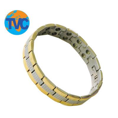 Qray Titanium Bio Magnetic Bracelet & Scalar Pendant