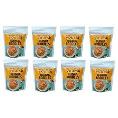 Quinoa Noodles 45g (Pack of 8)